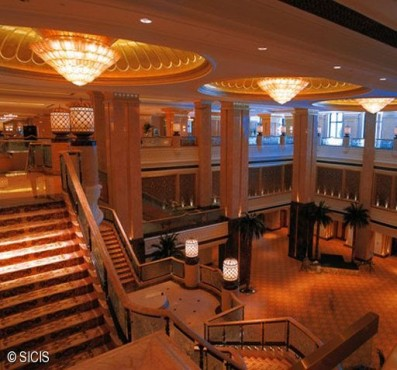 Emiratele Arabe Unite -Emirates Palace Hotel - Abu Dhabi SICIS - Poza 18