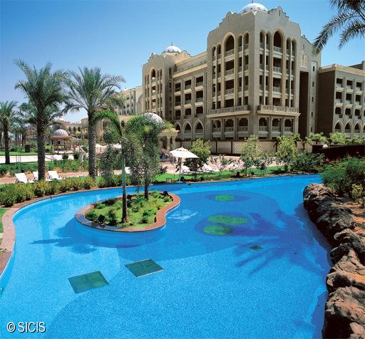Emiratele Arabe Unite -Emirates Palace Hotel - Abu Dhabi SICIS - Poza 21