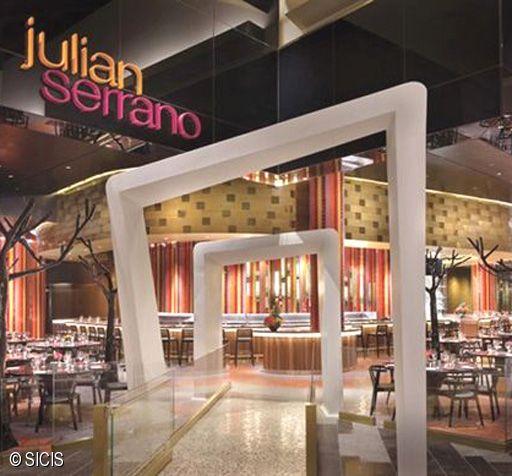United States - Julian Serrano - Las Vegas SICIS - Poza 1