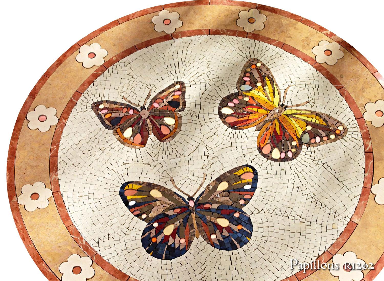 Mozaic din marmura SICIS - Poza 5