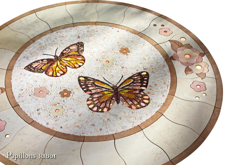 Mozaic din marmura SICIS - Poza 9