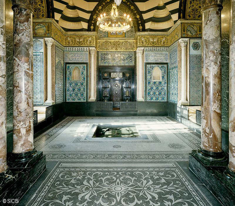 Mozaic din marmura SICIS - Poza 1