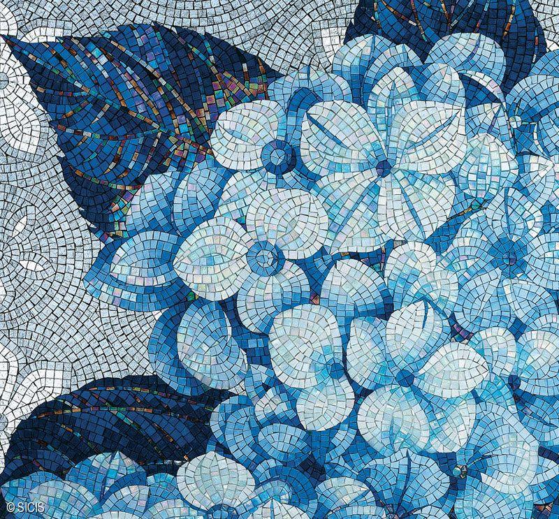 Mozaic din sticla SICIS - Poza 2