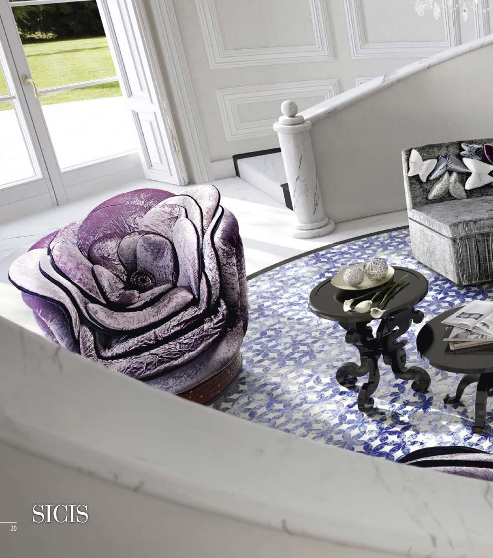 Mozaic din marmura SICIS - Poza 6