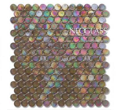 Mozaic din sticla - Barrels SICIS - Poza 3