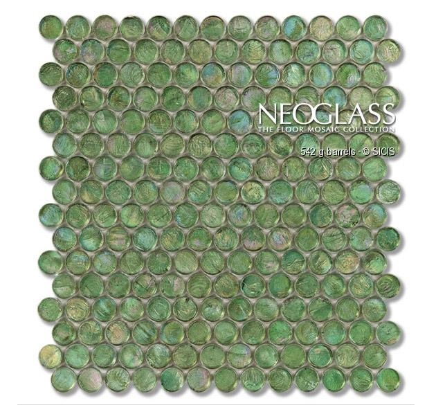 Mozaic din sticla - Barrels SICIS - Poza 17