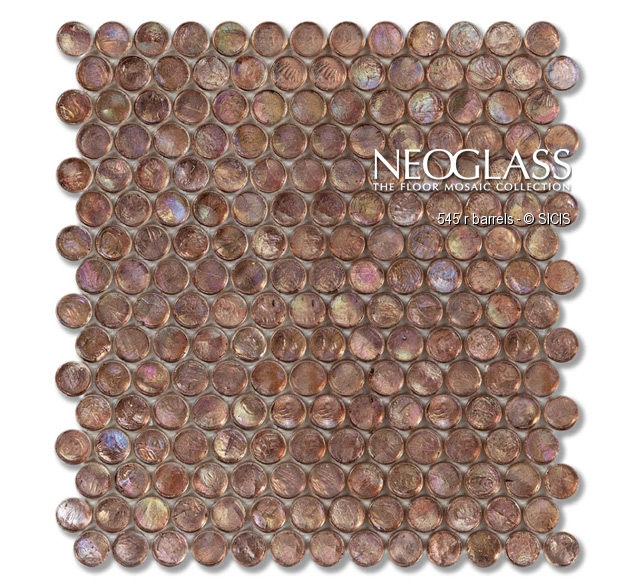 Mozaic din sticla - Barrels SICIS - Poza 20