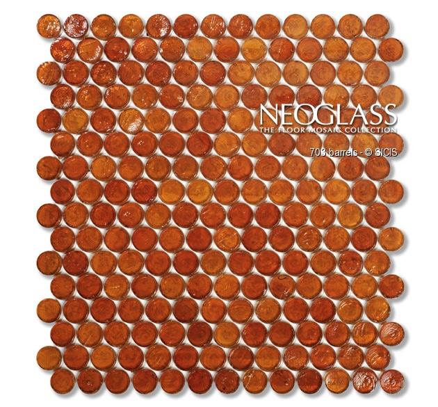 Mozaic din sticla - Barrels SICIS - Poza 22