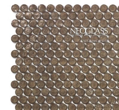 Mozaic din sticla - Barrels SICIS - Poza 24