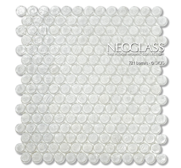 Mozaic din sticla - Barrels SICIS - Poza 26