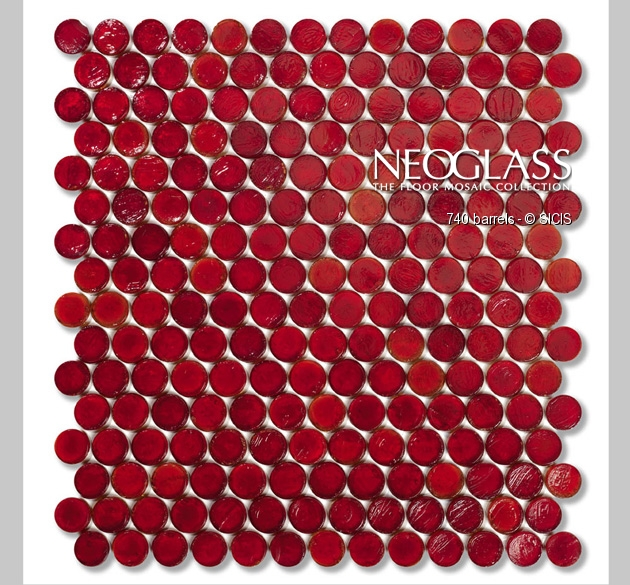 Mozaic din sticla - Barrels SICIS - Poza 27