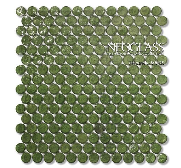 Mozaic din sticla - Barrels SICIS - Poza 29