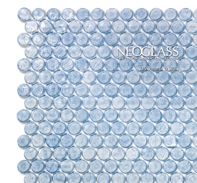 Mozaic din sticla - Barrels SICIS - Poza 30