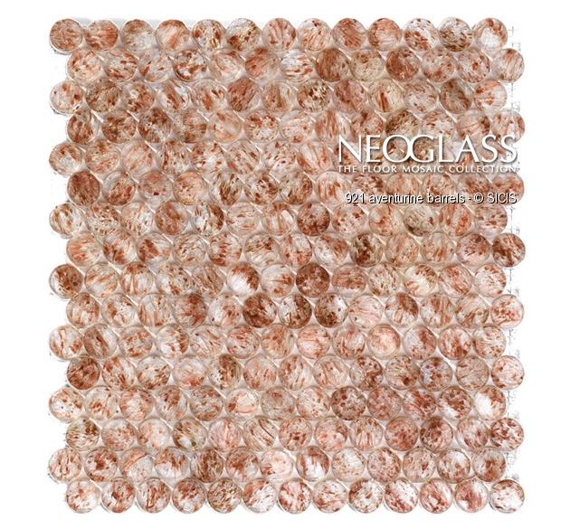 Mozaic din sticla - Barrels SICIS - Poza 32