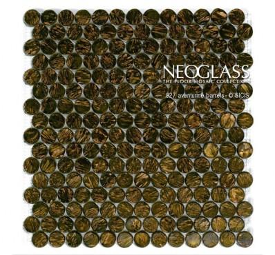 Mozaic din sticla - Barrels SICIS - Poza 33