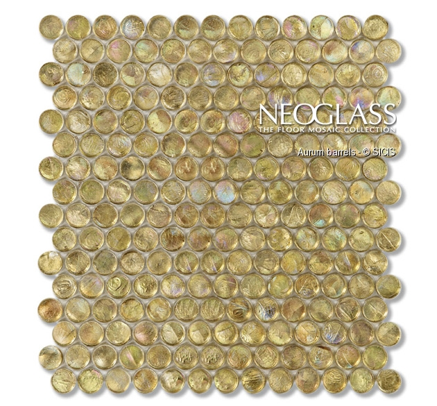 Mozaic din sticla - Barrels SICIS - Poza 36