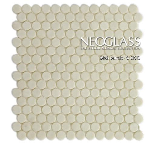 Mozaic din sticla - Barrels SICIS - Poza 37