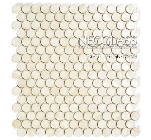 Mozaic din sticla - Barrels SICIS - Poza 38