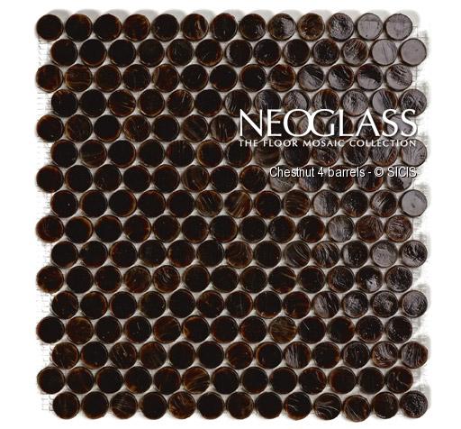 Mozaic din sticla - Barrels SICIS - Poza 40
