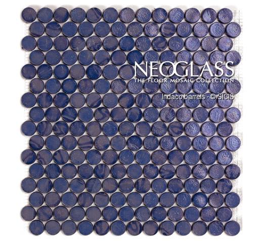 Mozaic din sticla - Barrels SICIS - Poza 44