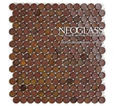 Mozaic din sticla - Barrels SICIS - Poza 45