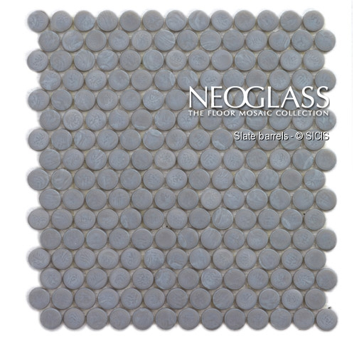 Mozaic din sticla - Barrels SICIS - Poza 50
