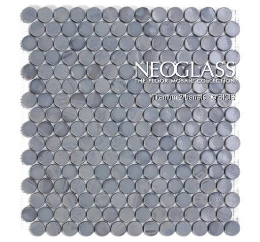 Mozaic din sticla - Barrels SICIS - Poza 53