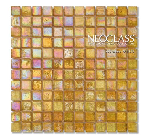 Mozaic din sticla - Cubes SICIS - Poza 2