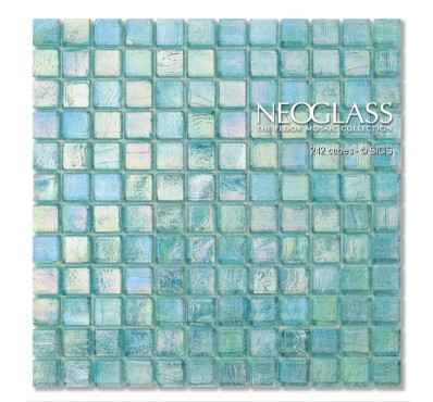 Mozaic din sticla - Cubes SICIS - Poza 8