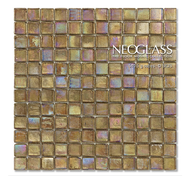 Mozaic din sticla - Cubes SICIS - Poza 12