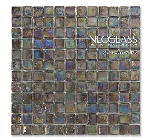 Mozaic din sticla - Cubes SICIS - Poza 14