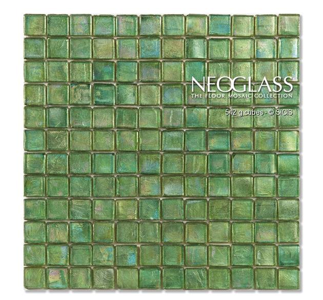 Mozaic din sticla - Cubes SICIS - Poza 17