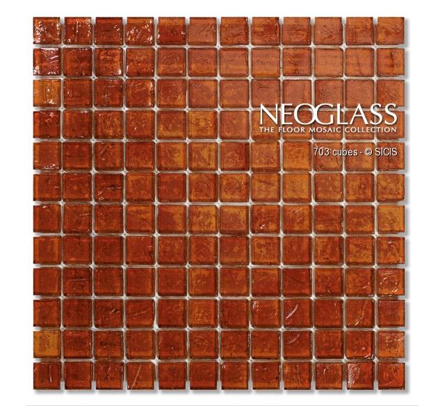 Mozaic din sticla - Cubes SICIS - Poza 22