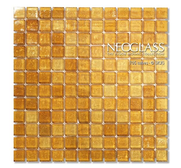 Mozaic din sticla - Cubes SICIS - Poza 23