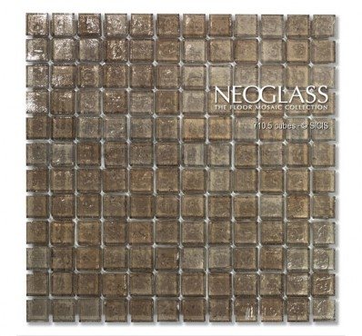 Mozaic din sticla - Cubes SICIS - Poza 24