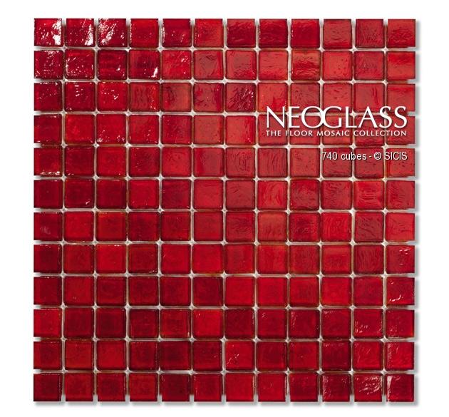 Mozaic din sticla - Cubes SICIS - Poza 27