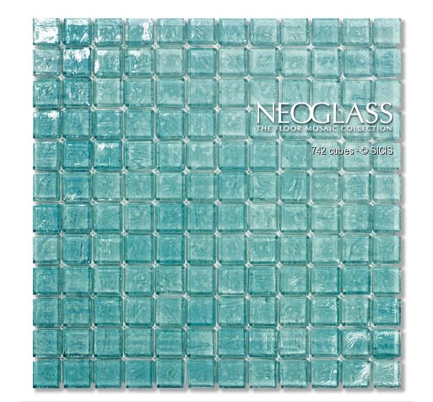 Mozaic din sticla - Cubes SICIS - Poza 28