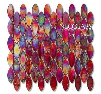 Mozaic din sticla - Domes SICIS - Poza 7