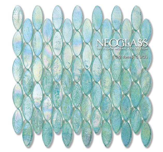 Mozaic din sticla - Domes SICIS - Poza 8