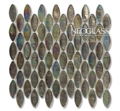 Mozaic din sticla - Domes SICIS - Poza 14