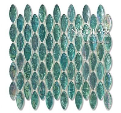 Mozaic din sticla - Domes SICIS - Poza 18
