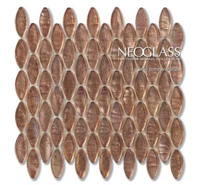 Mozaic din sticla - Domes SICIS - Poza 20