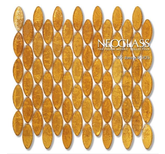 Mozaic din sticla - Domes SICIS - Poza 23