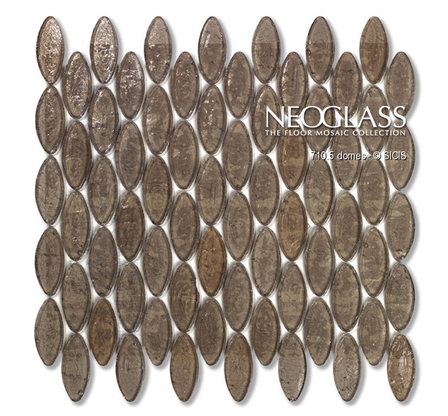 Mozaic din sticla - Domes SICIS - Poza 24