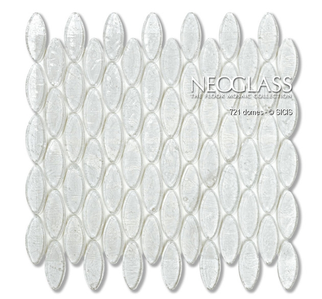 Mozaic din sticla - Domes SICIS - Poza 26