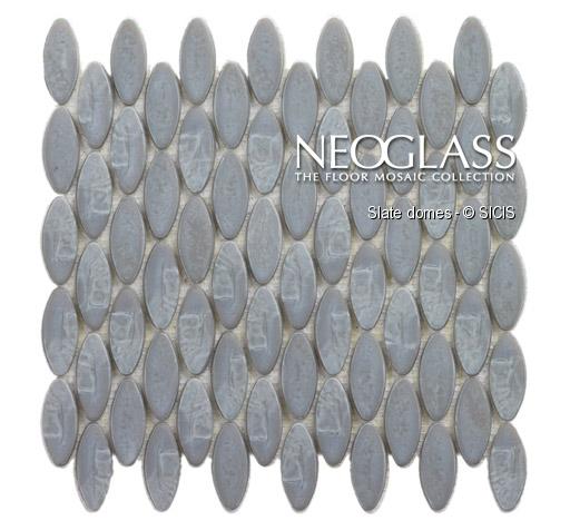 Mozaic din sticla - Domes SICIS - Poza 36