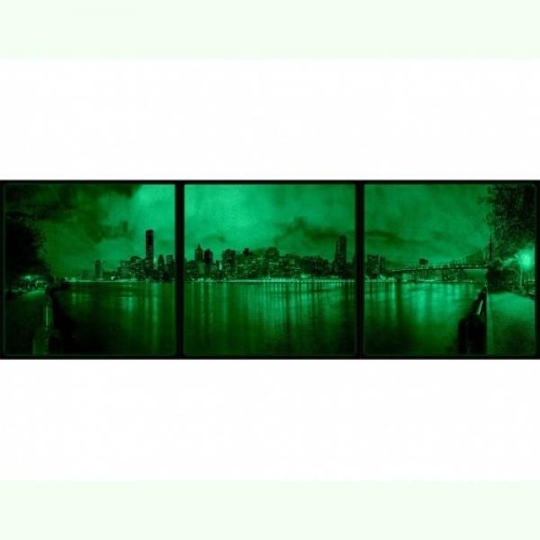 Tablouri set dual view orase - Manhattan Home sweet - Poza 2