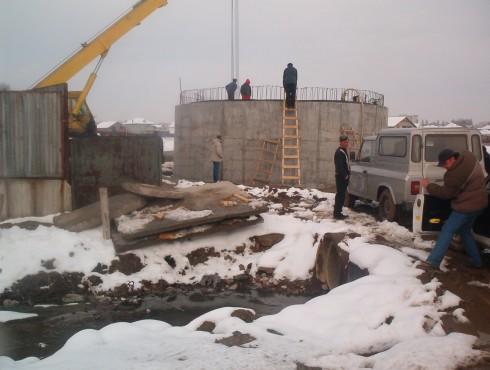 Lucrari, proiecte Statie pompare 2  - Poza 18