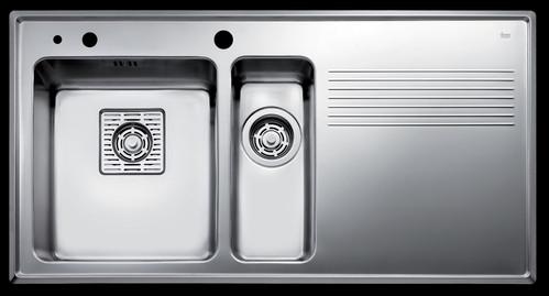 Prezentare produs Chiuveta FRAME 1 1/2B 1D TEKA - Poza 34