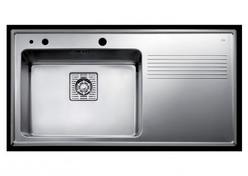 Prezentare produs Chiuveta Frame 1B 1D Plus TEKA - Poza 36